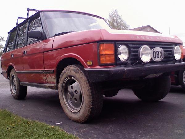 Range Rover Classic FR