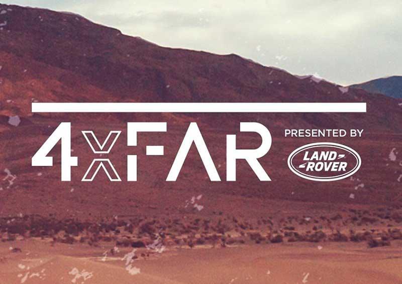 4xFar Logo