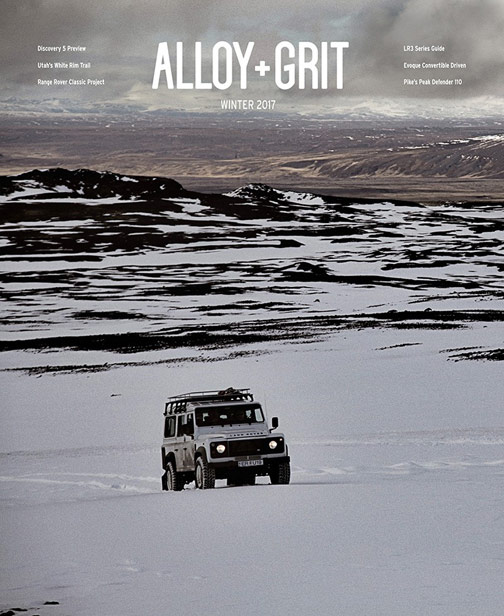 alloy+grit issue cover