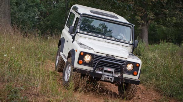 Defender Heritage Drives