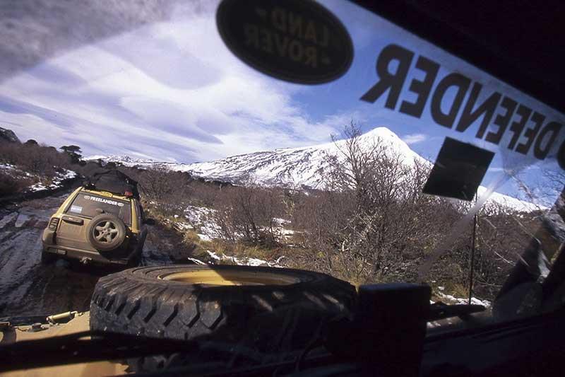 Land Rover Camel Trophy 1998: Tierra del Fuego