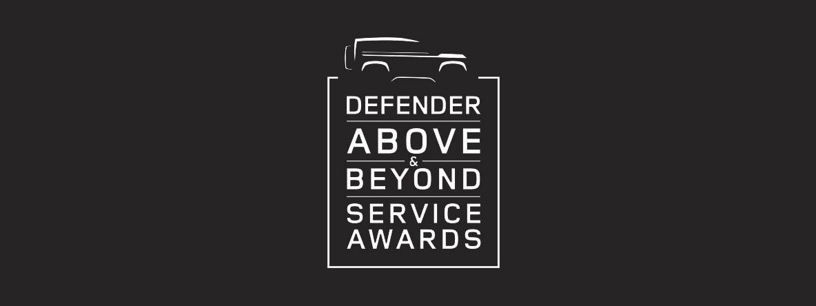 Defender Above and Beyond Service Awards