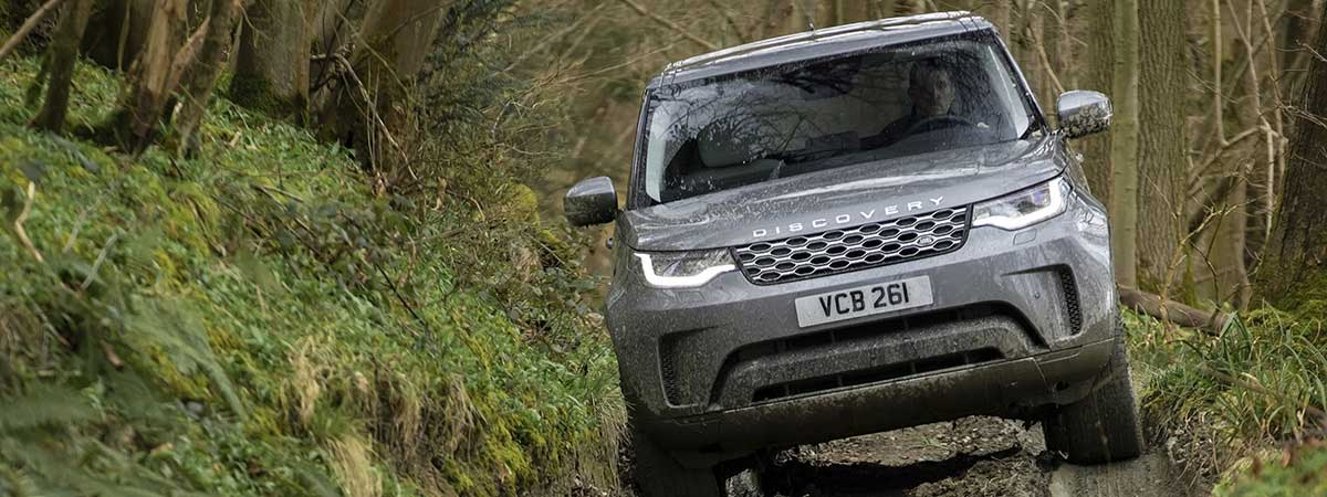 Discovery 5 off-road