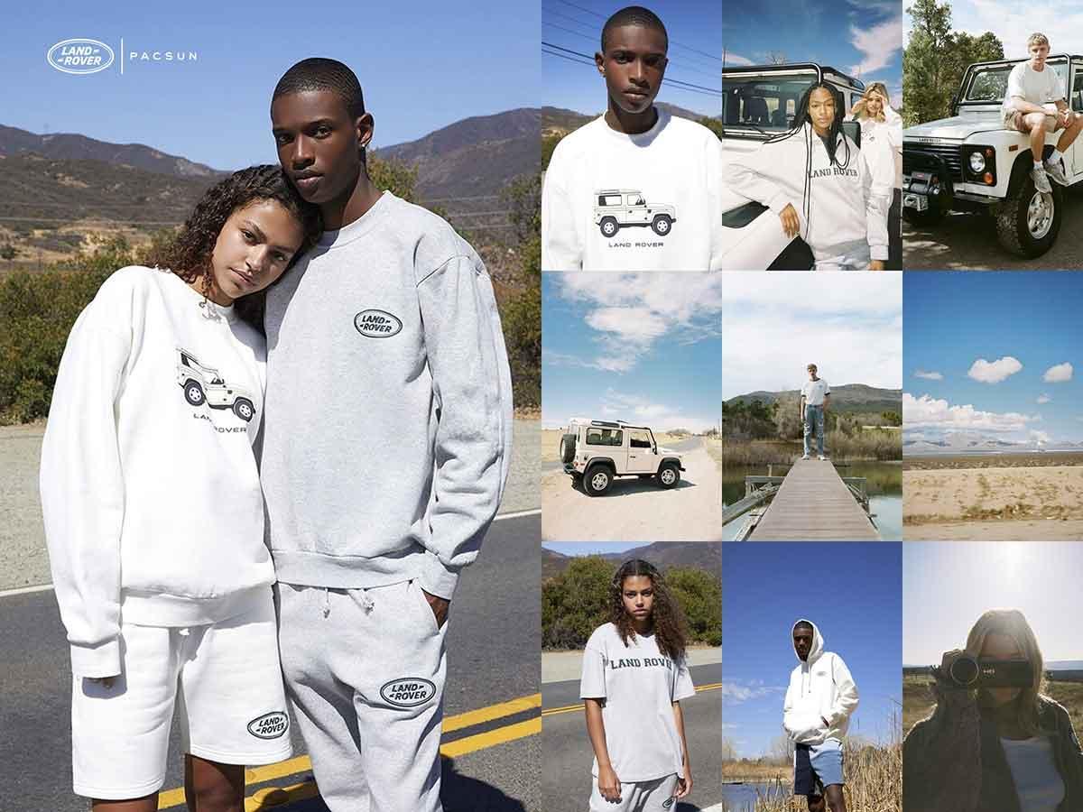 PacSun Land Rover fashion