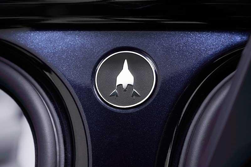 Range Rover Astronaut Logo