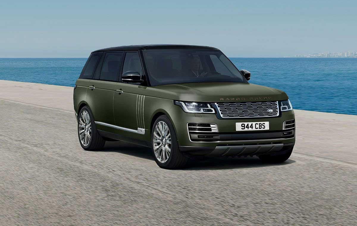 Range Rover SV Bespoke Ultimate Edition