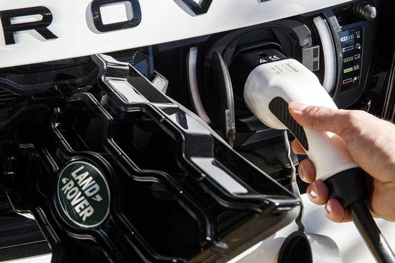 Range Rover Velar plug-in hybrid