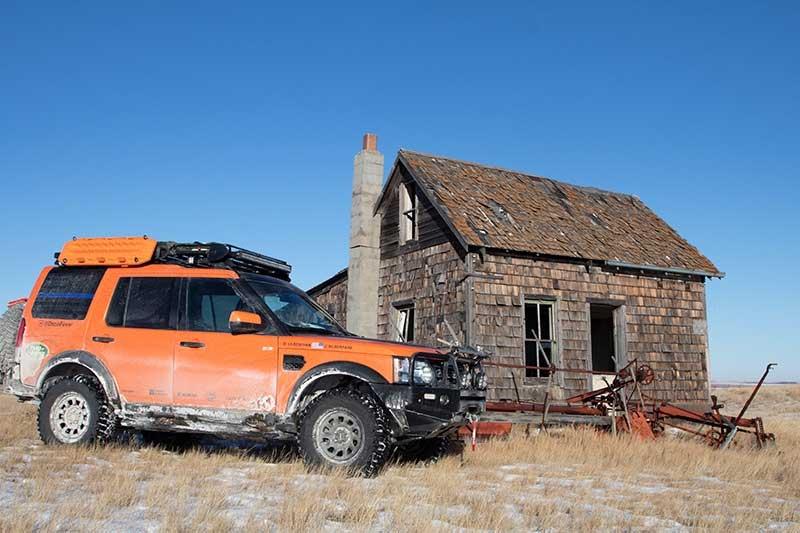 LR4 At Canadian Prairies