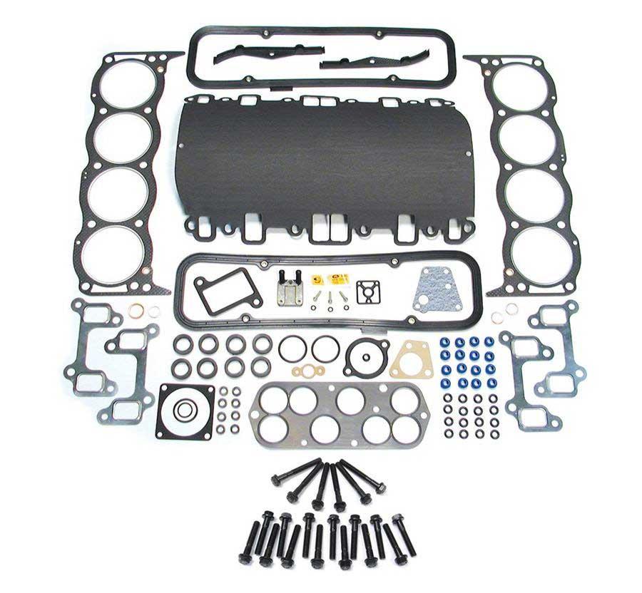 head gasket set Bosch V8 motor