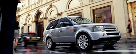 V12 Range Rover?